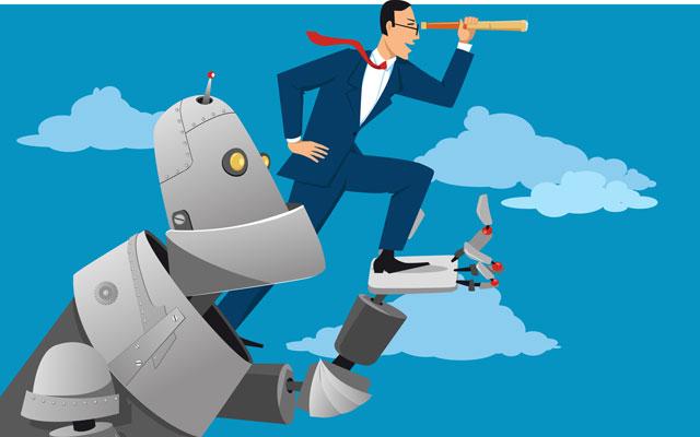 财务机器人是什么?财务RPA机器人极简史