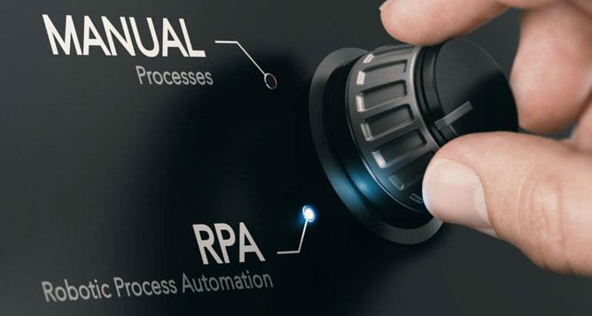RPA机器人流程自动化项目顺利应用的4个典型场景
