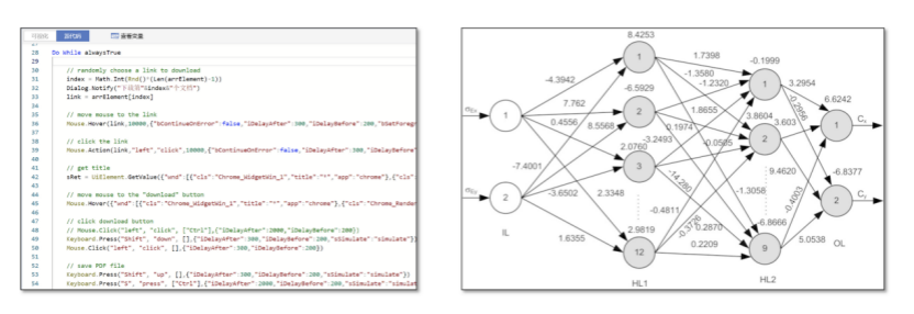 RPA和AI属于两种不同的软件开发范式