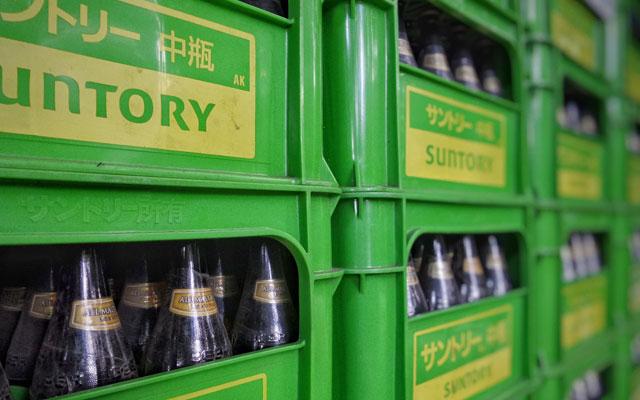 借力RPA技术,SUNTORY每年节约人力成本14亿日元