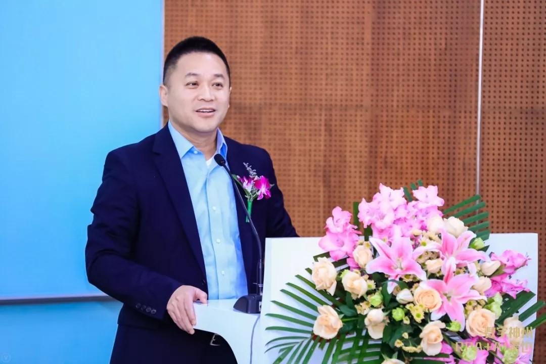 神州数码集团常务副总裁叶海强